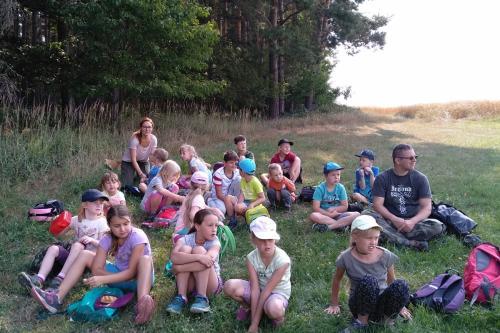 16.7.2018 - Myslivecký spolek Přibyslavice - Radoškov