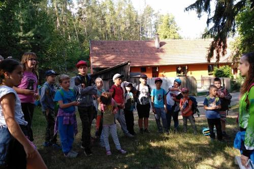 19.7.2018 - Sbor dobrovolných hasičů Přibyslavice